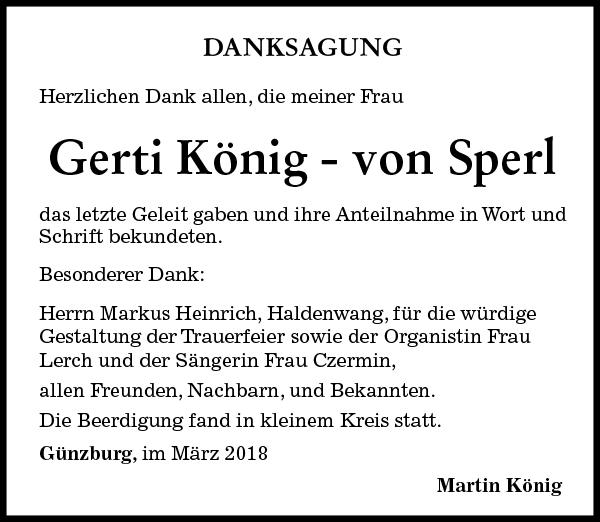 Gerti König