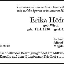 Erika Höfner