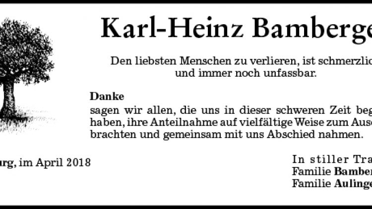 Karl-Heinz Bamberger