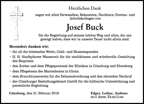 Josef Buck