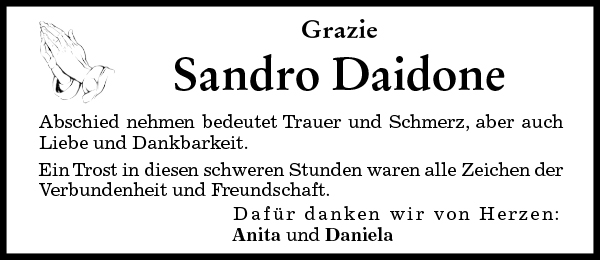 Sandro Daidone