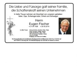 Eugen Fischer