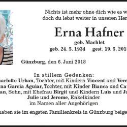 Erna Hafner