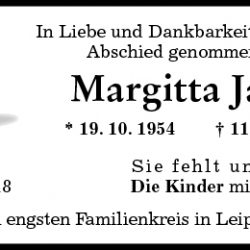Margitta Jahn