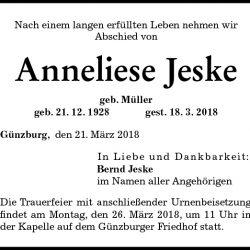 Anneliese Jeske