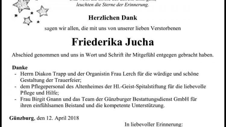 Friederika Jucha