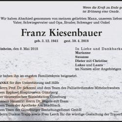 Franz Kiesenbauer