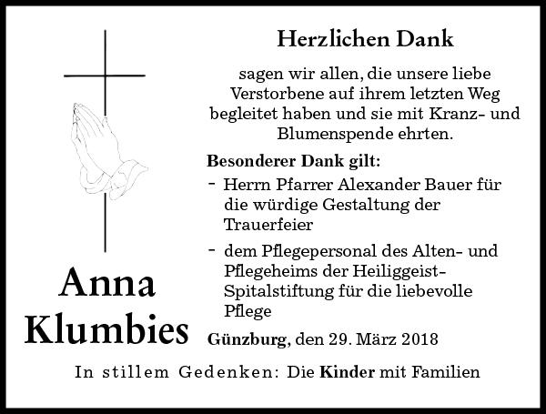 Anna Klumbies