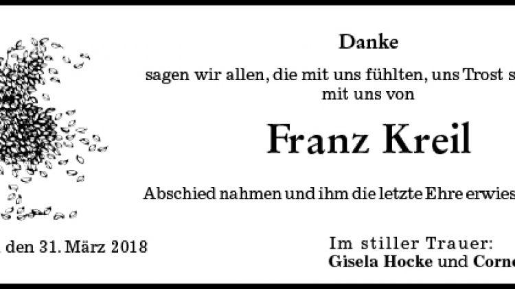 Franz Kreil