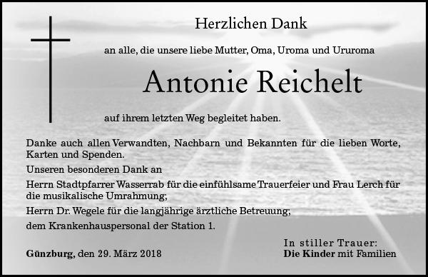 Antonie Reichelt