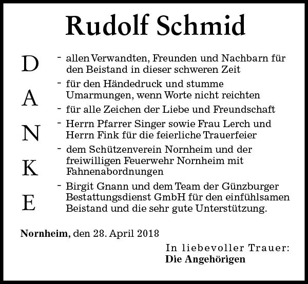 Rudolf Schmid