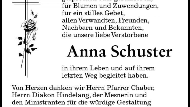 Anna Schuster