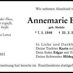 Annemarie Betz