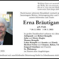 Erna Bräutigam