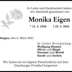 Monika Eigen