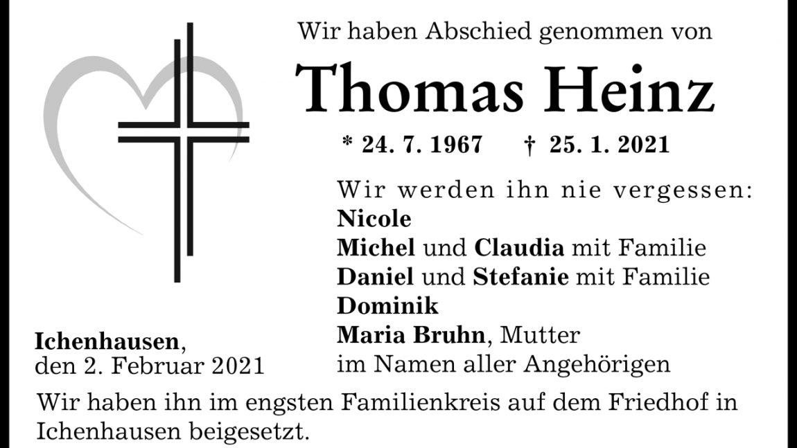 Thomas Heinz