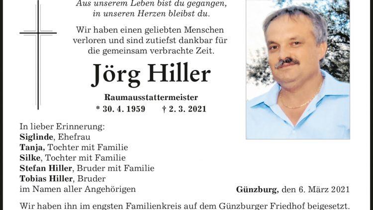Jörg Hiller